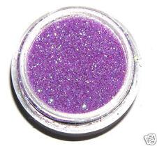 1 boite Paillette Violet irisé bijou d'ongle Nail Art