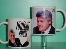 JAY LENO - The Tonight Show - with 2 Photos - Designer Collectible GIFT Mug