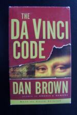 Da Vinci Code Abridged Audio Cassette Dan Brown Read By Colin Stinton