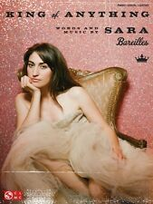 King of Anything Sheet Music Piano Vocal Sara Bareilles NEW 002501589
