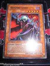 YU-GI-OH! COM VAMPIRE LORD SD2-EN003 MINT 1ST