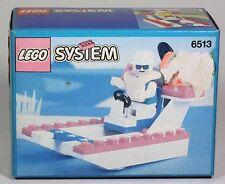 LEGO 6513 Air barca con personaggio costruire giochi ungebaut OVP 9902-20-38