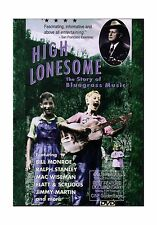 High Lonesome - The Story of Bluegrass Music Free Shipping