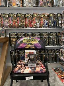 The Fiend Bray Wyatt Signed Funko Pop Vinyl WWE WWF