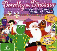 The Wiggles - Dorothy Dinosaur: Dorothy Meets Santa [New CD] Australia - Import