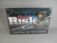 Risk Halo Wars Collector's Edition Board Game New Sealed