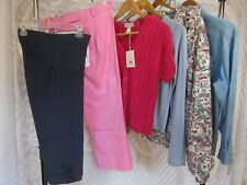 New! Vtg 70's, 80's Clothing Lot - Ladies Mixed Lot With Tags - Small