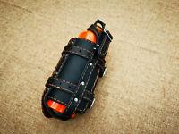HD Linke Seite Sportster Taschen Getränkehalter Flaschenhalter Benzin 48 black