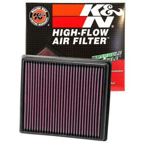 33-2990 K&N Air Filter fits BMW 116i 1.6 Petrol & 1.5/2.0 Diesel 1/2/3/4 Series