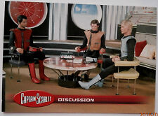 CAPTAIN SCARLET - Individual Trading Card #28, Discussion - Unstoppable
