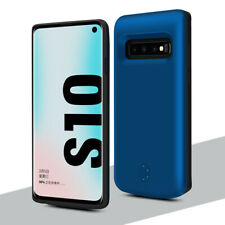 For Samsung Galaxy S10 Battery Charger Case Soft TPU Charging Phone 6000mah