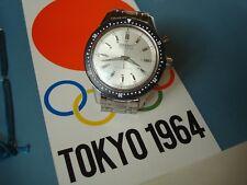SEIKO BEZEL REPRO VINTAGE CHRONO 5719 / 45899 / 8992 & 5717/ 8990 OLYMPICS 1964