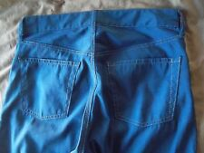Comme des Garcons Homme Blue Pants Trousers made in japan cdg y3 RARE COOL