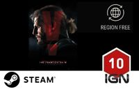 Metal Gear Solid V: The Phantom Pain [PC] Steam Download Key - FAST DELIVERY