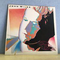 John Miles Play Sur 1983 GB Vinyle LP Excellent État