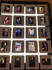 Orig Photo 20 35mm Slide Lot Debbie Reynolds Singin in the Rain VINTAGE RARE! 2