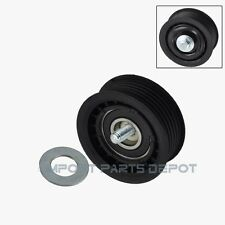 Mercedes-Benz Drive Belt Idler Pulley (Grooved) Koolman OEM Quality 2722021019