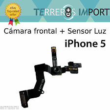 Cámara Frontal Delantera Sensor Luz Proximidad Microfono Secundario iPhone 5