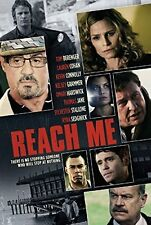 REACH ME (DVD, 2014) Kyra Sedgwick, Sylvester Stallone, Danny Aiello - NEW