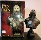 Sideshow Weta Berserker 1/4 Scale Bust Limited Edition Lord Of The Rings