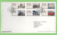 G.B. 2016 Post & Go Royal Mail Heritage on Royal Mail First Day Cover, Letters