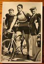 OLYMPIA 1936 Robert Charpentier (FRANCE) winner street race for 100 km nr 169/60
