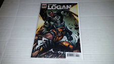 Old Man Logan Annual # 1 (2018, Marvel, Vol. 2) 1st Print The Punisher Variant