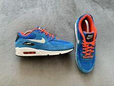 Genuine Authentic Rare Nike Air Max 90 Essential Electric Blue Size - UK 9