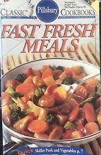 Classic Pillsbury Cookbooks FAST FRESH MEALS May 1991 #123   50 recipes