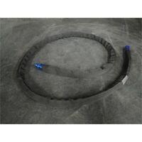 24/mm JCB forestier tracteur pelleteuse Tuyau hydraulique Spiral Wrap Guard Clou 18
