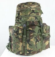 Genuine Surplus British Northern Ireland NI Pack DPM Camo Rucksack Bergen
