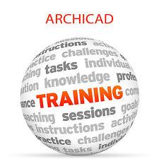 Archicad-capacitación en video tutorial DVD