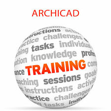 ARCHICAD - Video Training Tutorial DVD