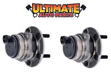 Rear Wheel Bearing Hubs (FWD) w/ABS Pair, Left & Right for 01-07 Town & Country