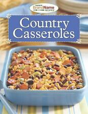 Country Casseroles by Favorite Brand Name Recipes Editors (2010, Spiral)