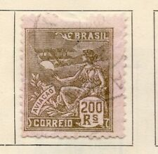 Brazil 1928-30 Early Issue Fine Used 200r. 182883