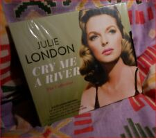 "2xCD Julie London/Best FREEPOST ""Cry Me A River/Collection"" +When I Fall in Love"