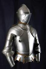Medieval Plate Armor Knight Suit Battle Ready Steel Armour Suit Full size Armor