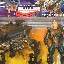 Aliens ATAX Space Marine Vintage Kenner '92 Sealed Action F Dark Horse Predator
