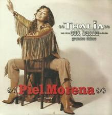 CD THALIA con Banda Piel morena 2 titres Remix RARE