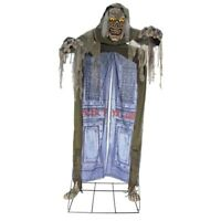 Looming Ghoul Animated Archway Prop 10 FT Walkthrough Haunted House Halloween