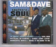 (HH81) Sam & Dave, Southern Soul - 2002 CD