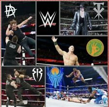 WWE Wrestling Wallpaper Official with John Cena Roman Reigns The Undertaker