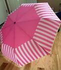 Victorias Secret Ultimate LIMITED EDITION  Umbrella Iconic Stripe NWT