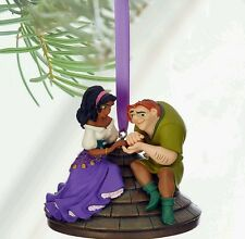 Disney The Hunchback of Notre Dame Quasimodo and Esmeralda Sketchbook Ornament