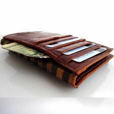 Genuine Vintage Leather case for Nokia Lumia 920 book id wallet slim handmade R