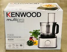 Kenwood FDM302SS Multipro Compact Food Processor 2.1 L 800 W