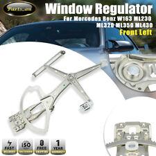 1x Front Right Window Regulator W/o motor for Mercedes Benz W163 ML230 ML320