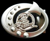 Music Musical Instrument Clarinet Trumpet French Horn Belt Buckle Belts Buckles
