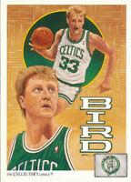 Larry Bird 1991-92 Upper Deck #77 Boston Celtics Basketball Card